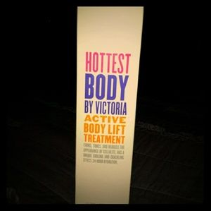 Hottest Body by Victoria Secret!